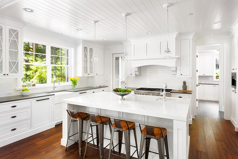 Kitchen space to show off