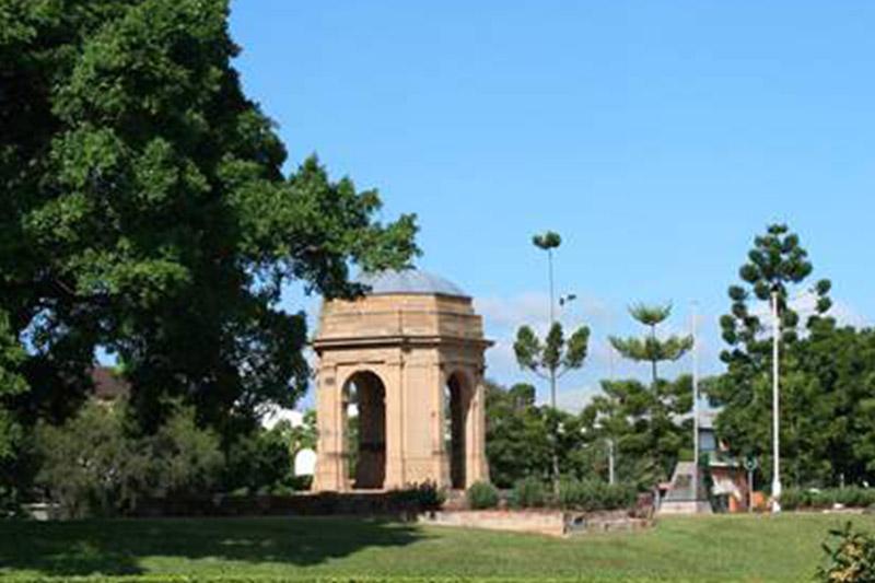 Windsor war memorial park
